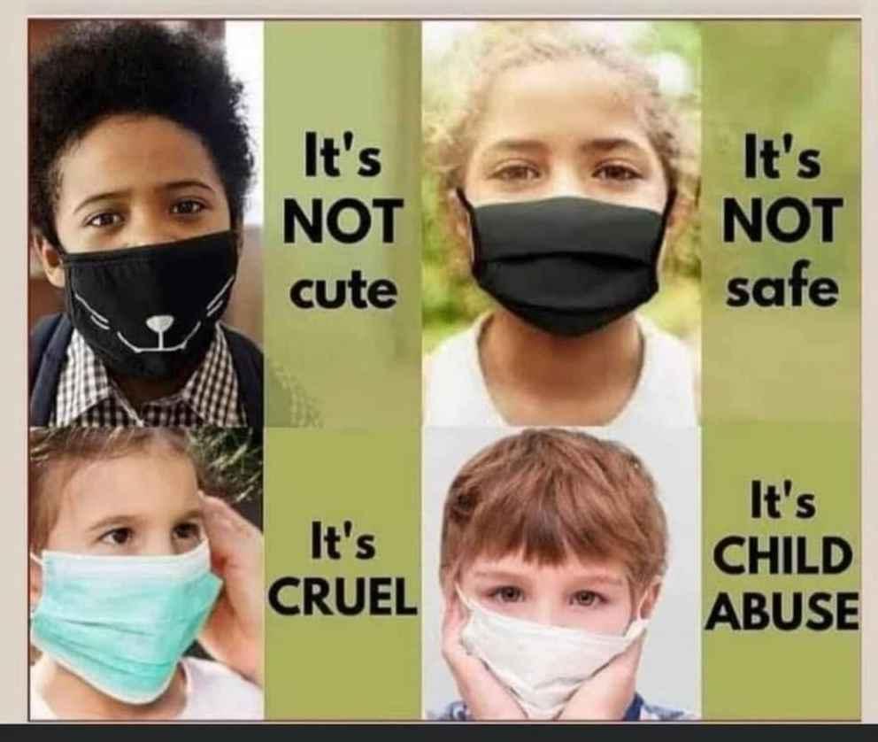 <a href='https://www.monstermulch.co.uk/masks-on-children-is-abuse-b2124.htm'>Masks on children is abuse</a>