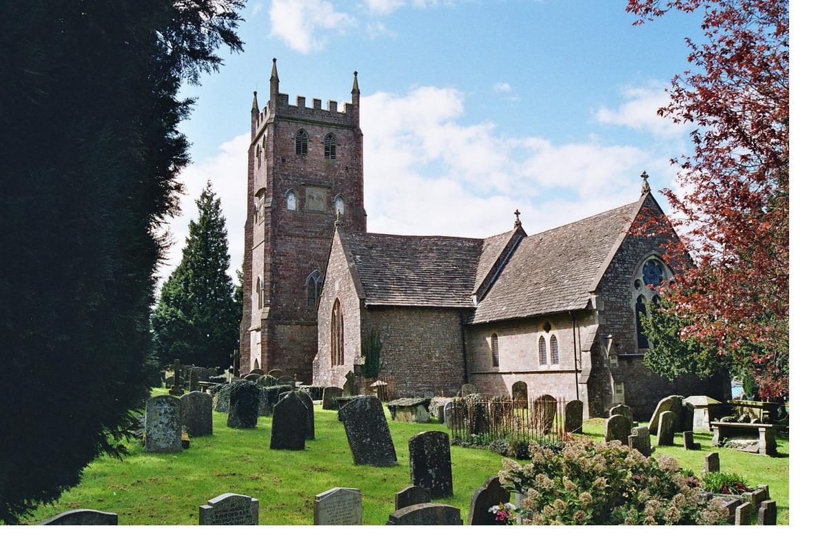 St Briavels Church exterior
