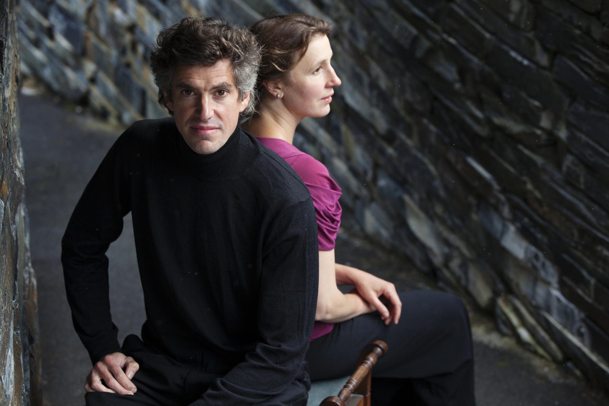 Richard Ormrod & mary Hofman