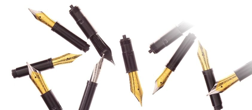 We are proud to be agents for Bock fountain pen nibs - possibly the world's most prestigious nib manufacturer