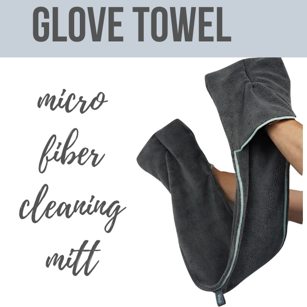 glove towel