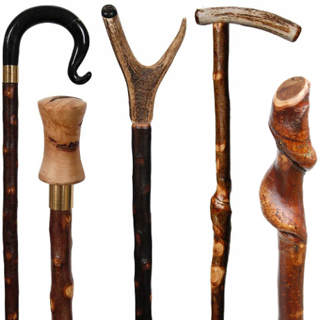 Bespoke walking sticks
