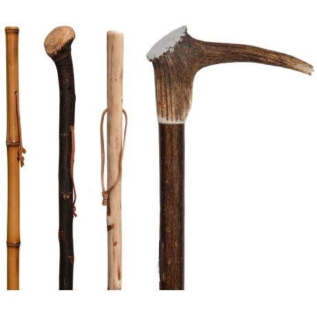 We sell all kinds of sticks and canes