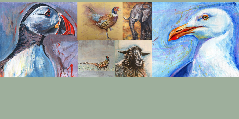 Wildlife Painting