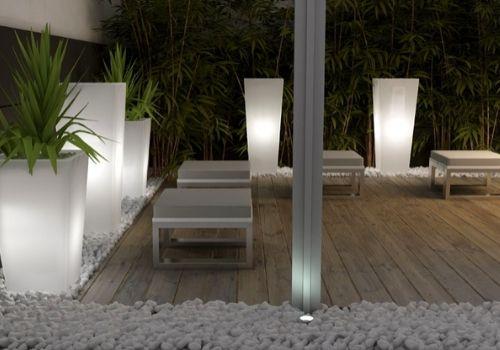Roof garden design