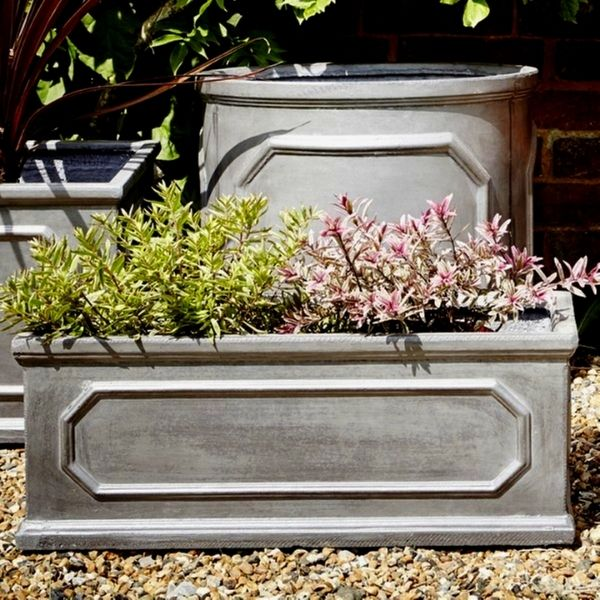 contemporary planters