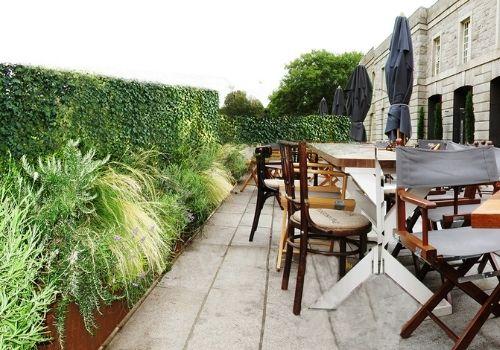 outdoor dining design
