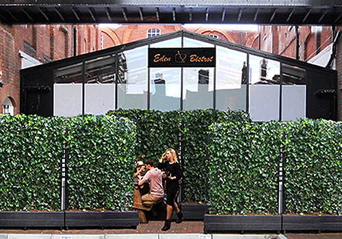 Instant Living Ivy Screens