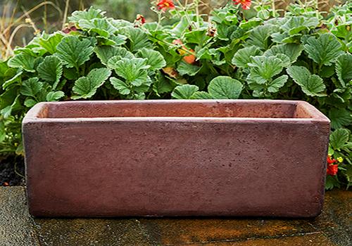 ironstone planter