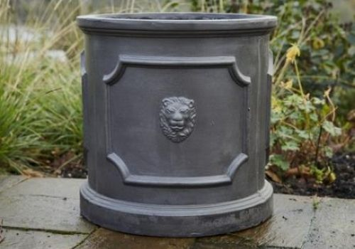 Clayfibre Lion Head Planter