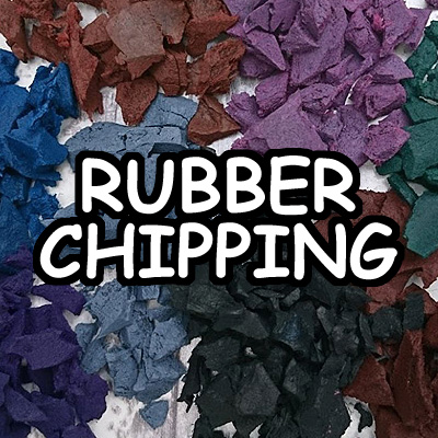 Rubber Chipping