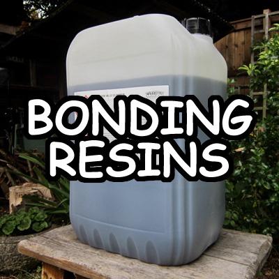 bonding resins