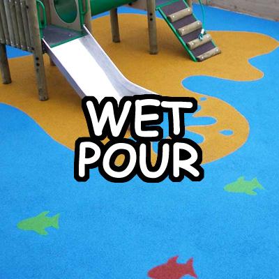 Wet Pour