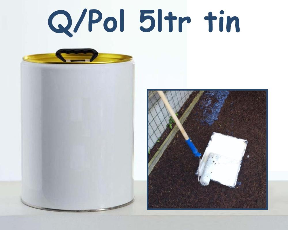 Q/Pol 5ltr tin