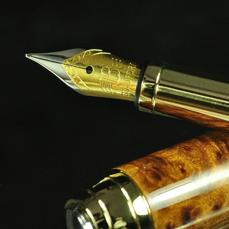 World class woodturning pen kits, designed by us and manufactured to our own exacting standards and tolerances