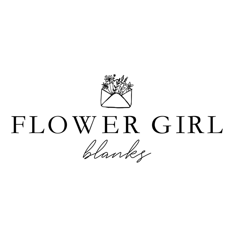 Flower Girl pen blanks - natural dried flora cast in Alumilite