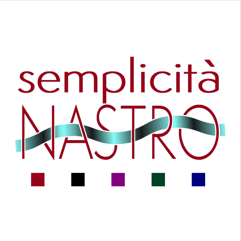 Semplicita SHDC pen blanks in clear acrylic with added ribbon effectsingle high density colours