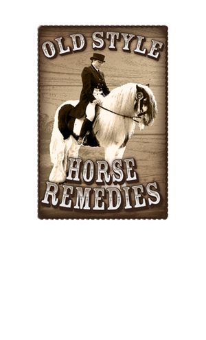 Old Style Natural Horse Products