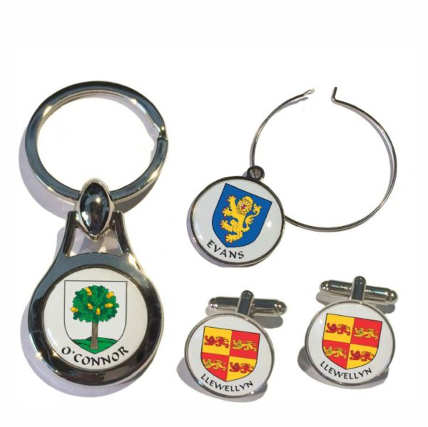 family crest products