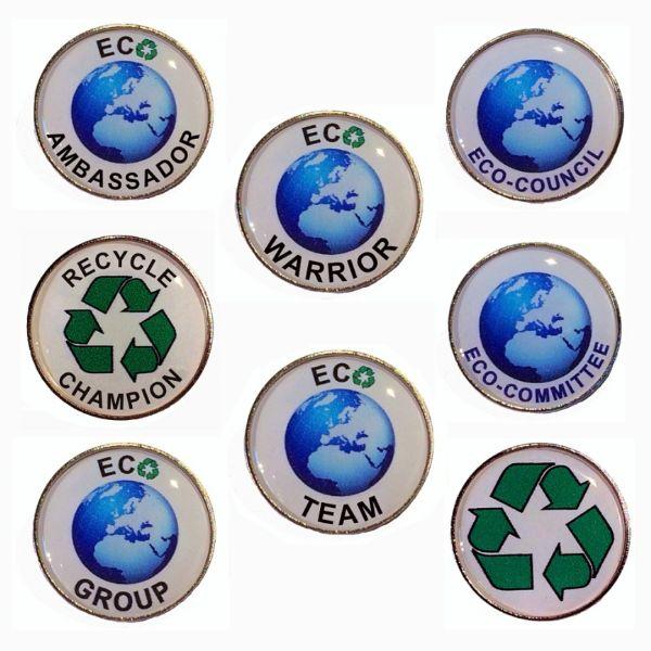 eco badges