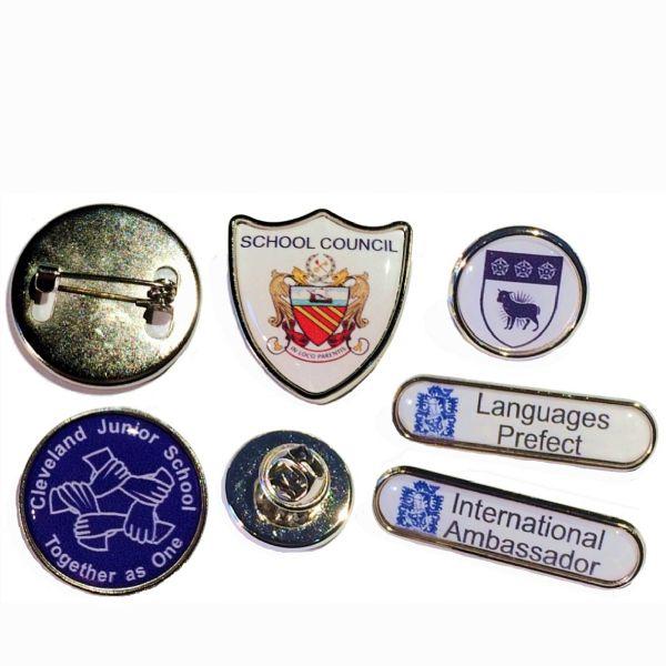 custom design badges