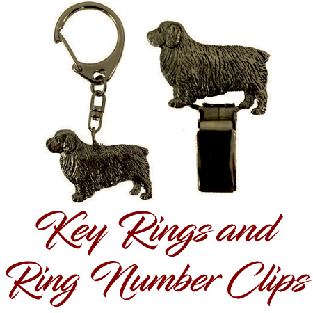 Key Rings and Ring Number Clips