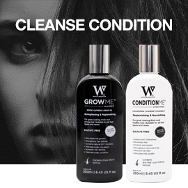 Watermans Hair Growth Shampoo and Conditioner