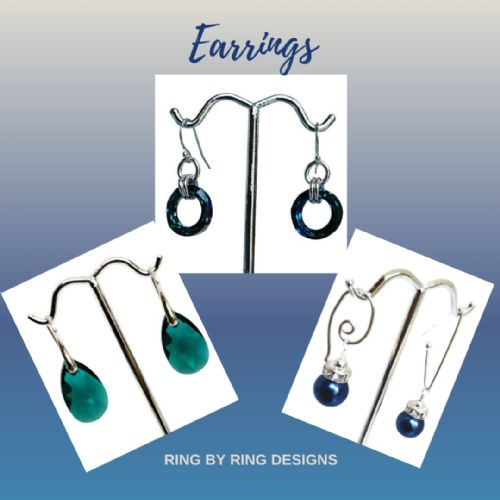 Ring by Ring Designs Earrings